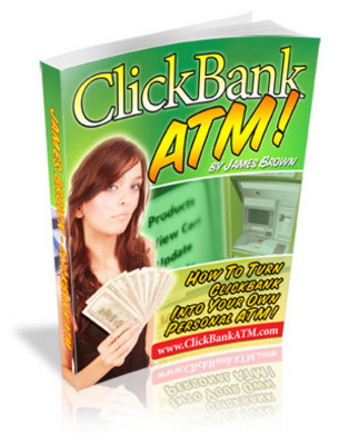 Product picture Clickbank ATM - get traffic to your link